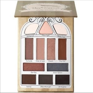 Pretty vulgar Nightingale eyeshadow palette New